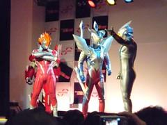 Ultra Hero Show @Lazona Kawasaki (Phreddie) Tags: show monster japan kids children hero zero kawasaki ultraman 110505 belial ultrahero