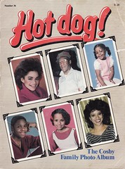 Hot Dog, 1985 (AnnainCA) Tags: magazine hotdog 80s 1980s 1985 billcosby cosbyshow scholastic childrensmagazine