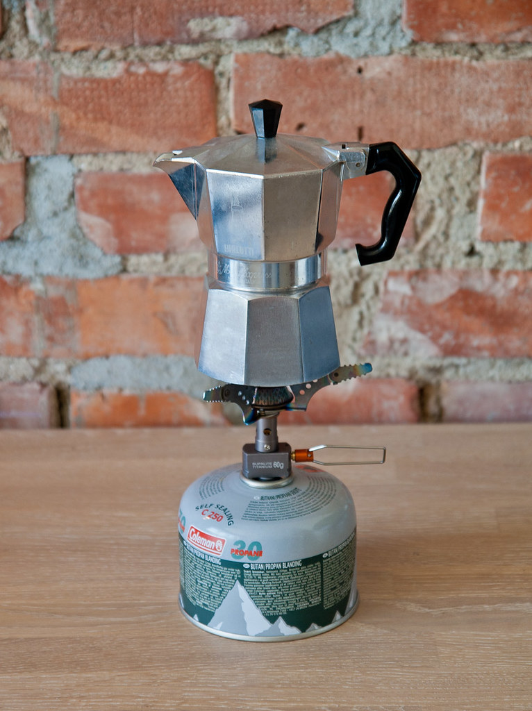 Kaffe med Bialetti