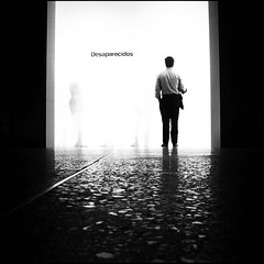 Missing (B.e.l.i.v.o) Tags: life longexposure light blackandwhite white black look square lost back still focus soft solitude loneliness spirit expression space perspective calm line human stop serenity figure stare someone something len loner whiteness musac calmly flickraward flickraward5 flickrawardgallery