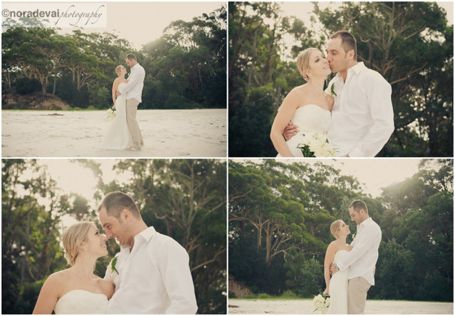 Jervis Bay Beach wedding 138
