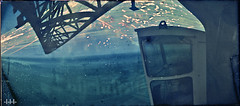 Inspection du Travail #3 (steven -l-l-l- monteau) Tags: lll steven monteau thesunchasers sunchasers inspectiondutravail labourinspectorate towercrane1 gruen°1 série series chantier construction building immeuble city block grue towercrane soleil traînées parcours sun path réflexion reflection long exposure longexposure pose lente poselente appareil sténopé pinhole solargraph solargraphs solarographe solarographes solargraphy solarographie solarigrafia maison faitmaison homemade diy argentique analog papierphoto photopaper photographicpaper bastide bordeaux bordeauxcub explore