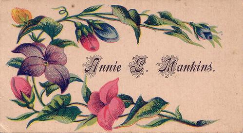 Annie B. Mankins