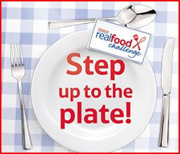 Tesco step up to the plate logo