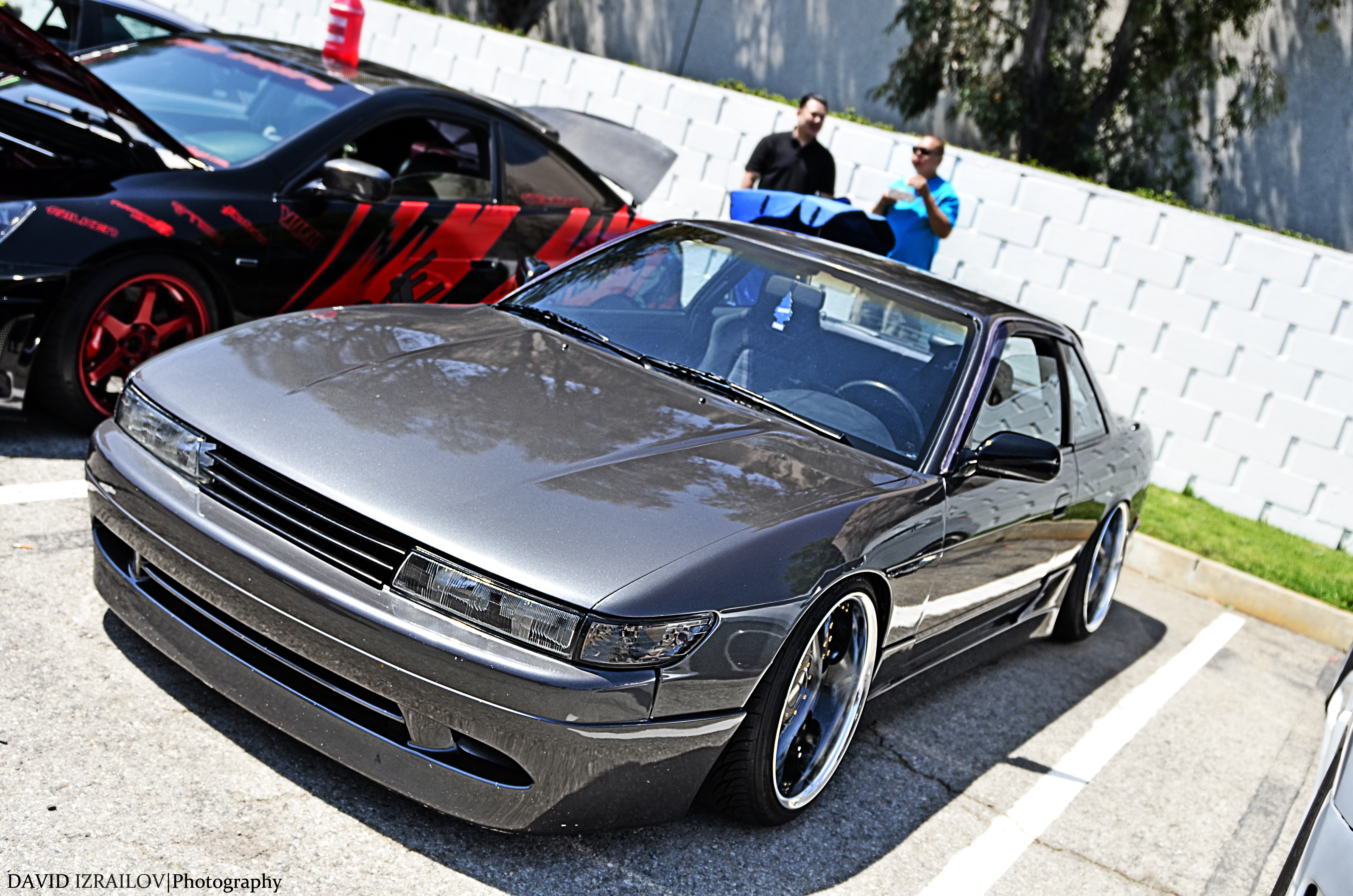 Nissan, SICK, Slammed,