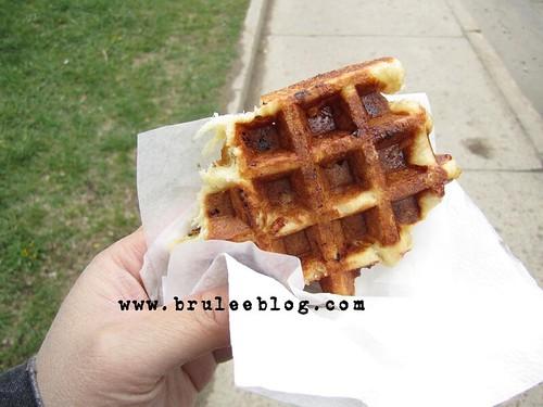 Wannawafel Liège waffle