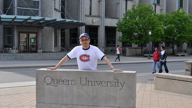 Queen's university, Kingston, Ontario