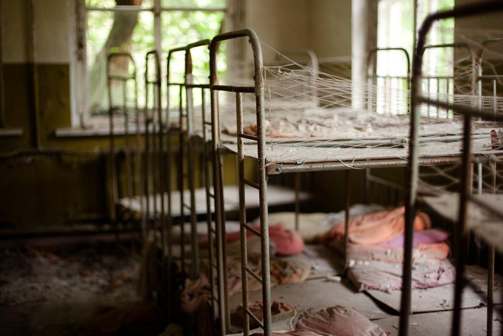 Chernobyl: Bunk buddies