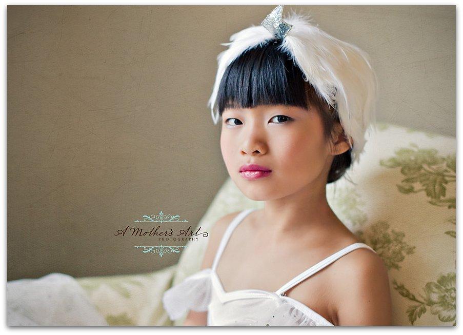 swan portrait 2 WM