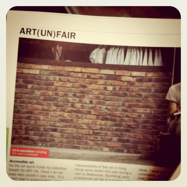 ART(UN)FAIR on Time Out Magazine.