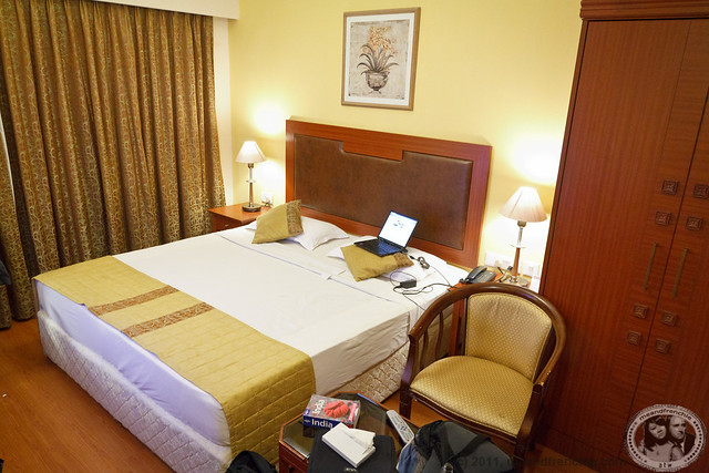 Our Room At New Victoria Hotel in Egmore