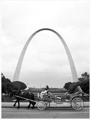 Arch Horse Carriage, May 22, 2011