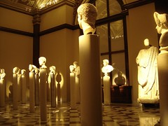 greek sculpture in VIENNA (dimitra_milaiou) Tags: vienna wien shadow sculpture black history lines museum architecture reflections dark hair greek austria blackwhite beige ancient europe view head sony palace tourist greece torch marble viena parallel emotions vienne archeological sissi schoenbrunn wenen dimitra hellenic dscp93a sissipalace  globalinterest milaiou