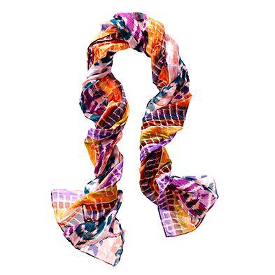 madewell ikat scarf