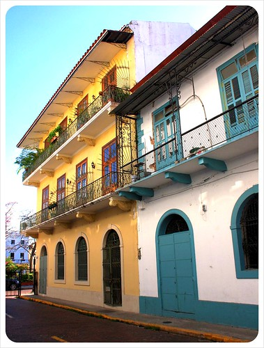 Casco Viejo buildings