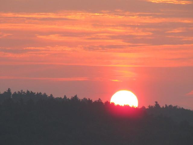sunrise 6/17/11