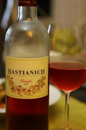Bastianich Rosato