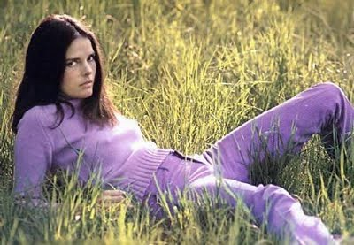 ali macgraw purple