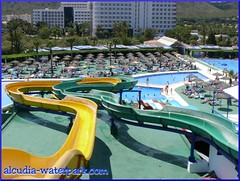 Parallel Slides III - Alcudia Water park