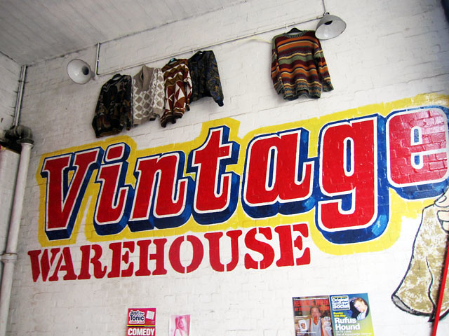 vintage warehouse nottingham