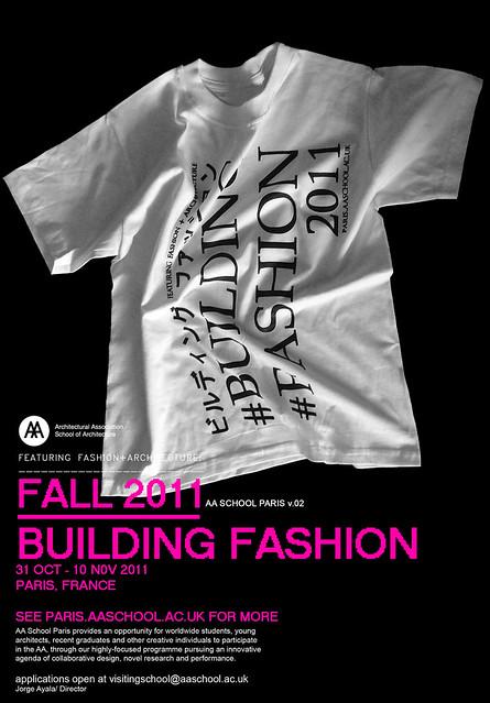 #buildingfashion_ aa school paris_ fall 2011