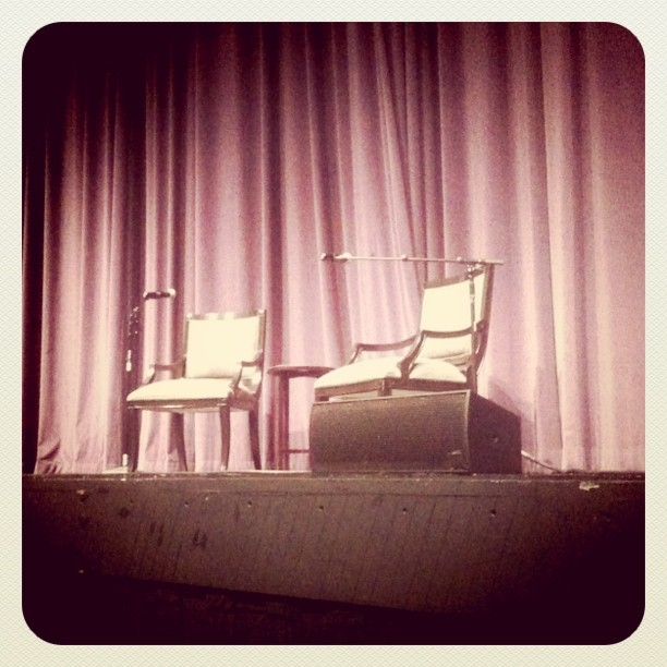 Waiting for @neilhimself :)