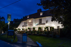 Woolpack Inn (opshorton) Tags: longexposure manfrottotripod manfrotto canon7d canon pub woolpackinn dusk souteast kent warehorne woolpackinnwarehorne