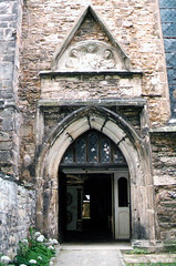 Germany.  June 12th.-20th. 1999 (Cynthia of Harborough) Tags: 1999 architecture art carvings churches doorways entrances pediments