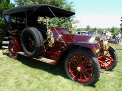 1912 Thomas 6-40 7-Passenger Touring (splattergraphics) Tags: 1912 thomas 640 touring carshow theeleganceathershey hersheypa