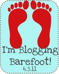 Blogging Barefoot1