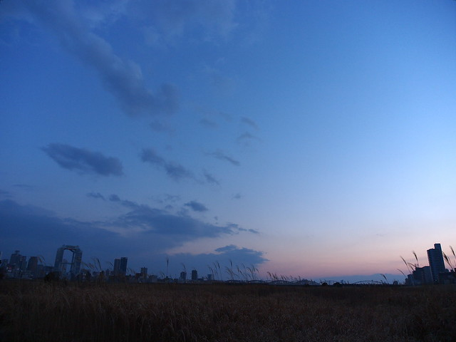 Sunset 2011.03.25
