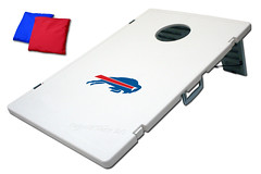 Buffalo Bills TailGate Toss 2.0 Plastic Cornhole Boards