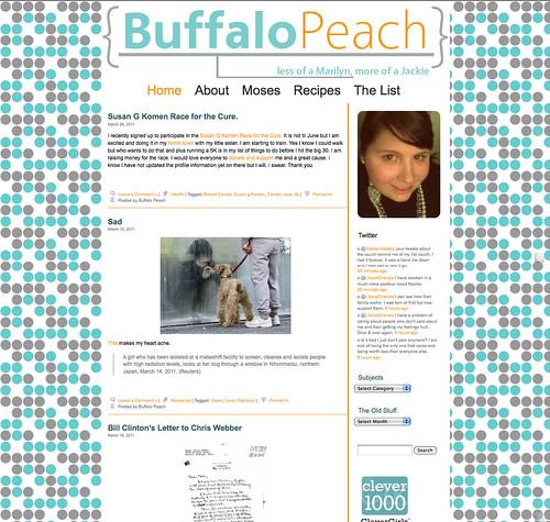 Buffalo Peach