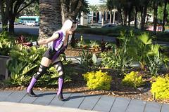 sindel9 (Hoodedwoman) Tags: costume cosplay mk2 megacon mortalkombat mk3 2011 sindel