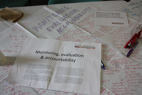 Monitoring, Evaluation and Accountability