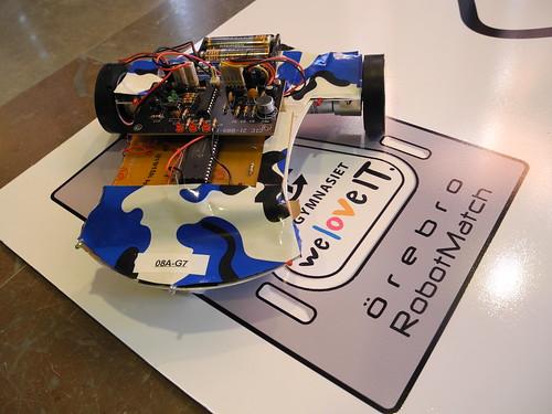 RobotMatch på TechDays 2011