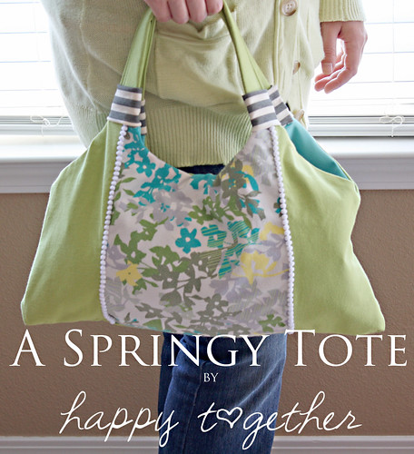 A Springy Tote Tutorial