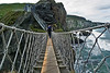 Carrick-a-rede Rope Bridge - North Ireland (Marioleona) Tags: ireland irlanda carrickarade mariobrindisi