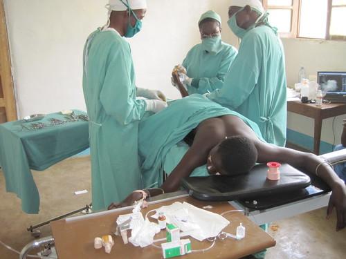 Alima's operation