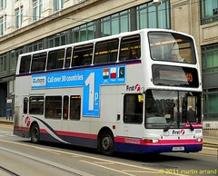 LK03NHJ 32309 first sheffield (martin 65) Tags: bus buses sheffield yorkshire first 32319