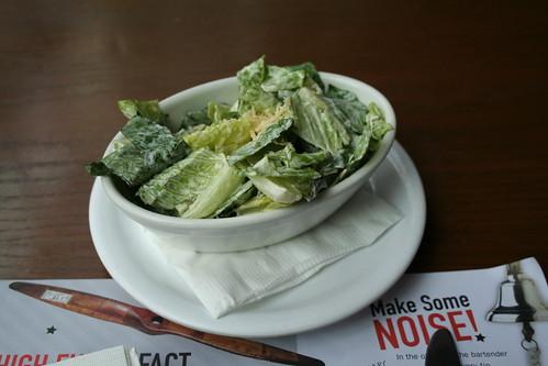2011-02-26 - Hong Kong - TGIF - 03 - Salad