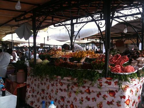 <span>marrakech</span>Si cena a Djemaa El fna<br><br><p class='tag'>tag:<br/>cibo | marrakech | viaggio | </p>