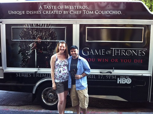 Game of Thrones Food Truck