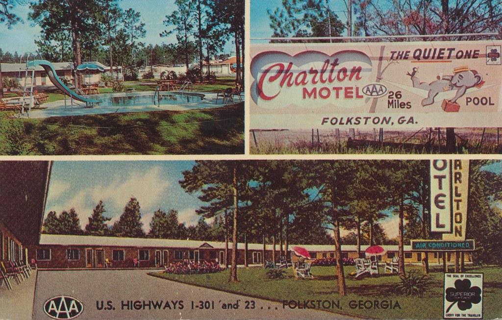Charlton Motel - Folkston, Georgia