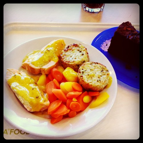 lunch at Ikea, a favorite