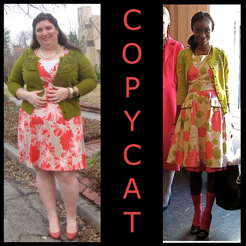 Copcat Kate Spade
