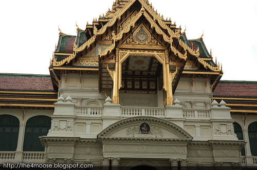 Grand Palace & Wat Phra Kaew - Chakri Maha Prasat Hall