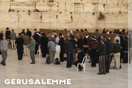 Western Wall, Gerusalemme