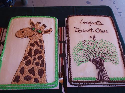 Docent Cake