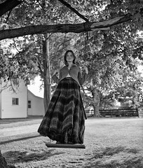 linda (✪ patric shaw) Tags: film farmland patricshaw lindabyrne absoluteblackandwhite